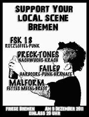 Support your local Scene 2011